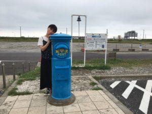 成田山の参道の画像です